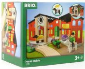 BRIO 33791 Horse stable - reduced